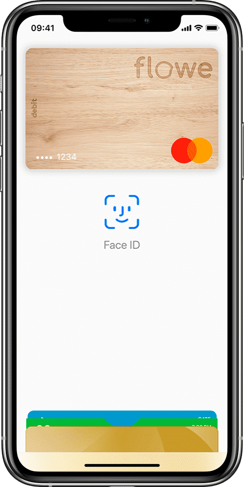 app flowe - Apple Pay - come pagare