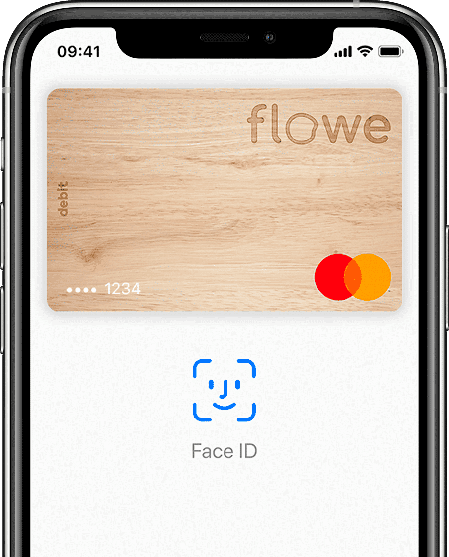 flowe app - Apple Pay