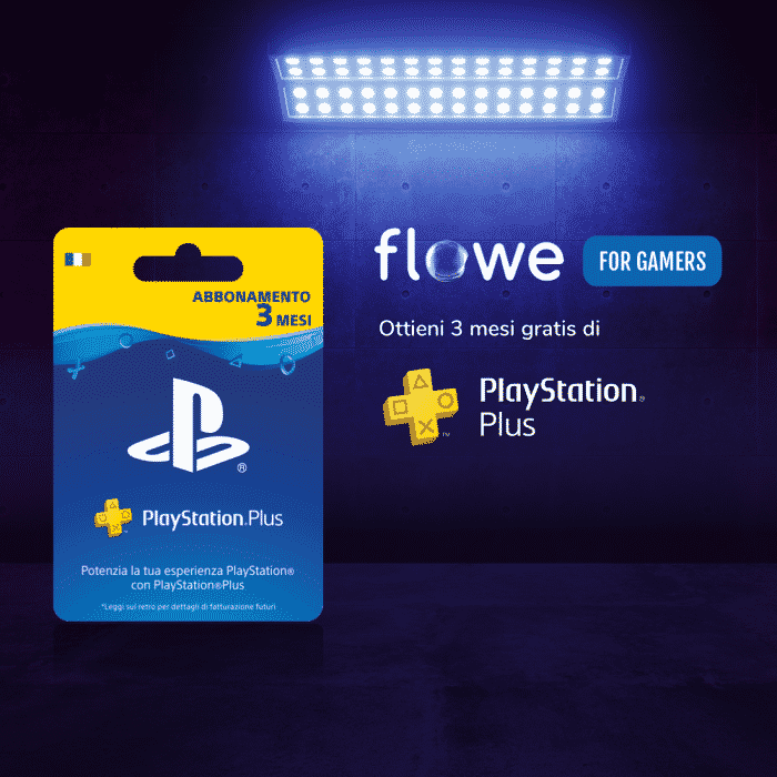 Flowe + PlayStation